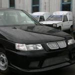 """Решетка ВАЗ 2110-12 """"БМВ"""" в цвет кузова"""