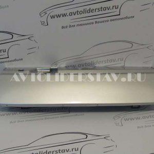 Решетка ВАЗ 2110-12 глухая в цвет кузова