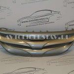 Решетка Ларгус сетка в цвет кузова