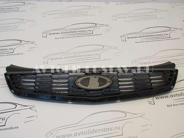 Решетка Приора 704-2 (Завод) нового образца верх