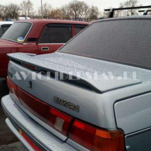 Спойлер ВАЗ 2115 в цвет кузова