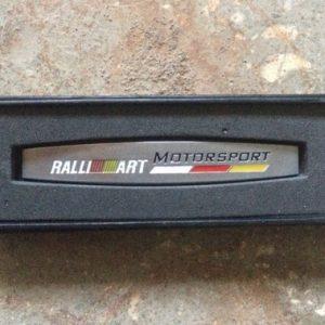 "Орнамент крыла ""ART motorsport"""