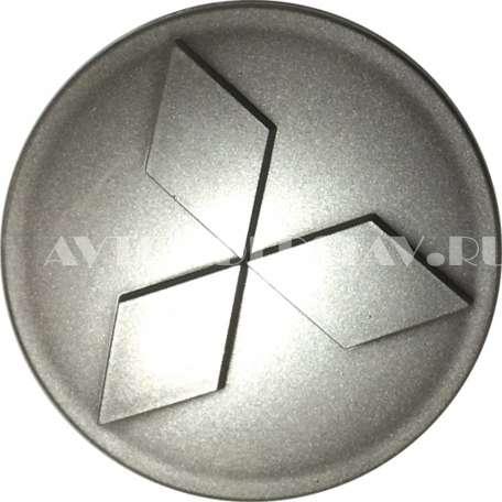 Колпачок для диска Mitsubishi (60/54/10) C-370 серебро