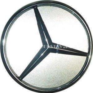 Колпачок для диска Mercedes-Benz (62/57/14) хром