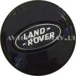 Колпачок на диски Land Rover (62/47/9) AH321A096A BW, BJ32-1130-AB черный с черным логотипом