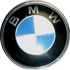 Колпачок для диска BMW (68.5/65/10) XWO612-16 классика хром