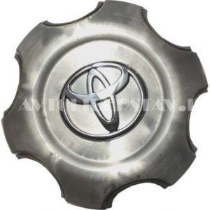 Колпачок на диски Toyota Prado (143) 6 лучей CAP-7601 алюминий