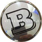 Колпачок для диска Mercedes Brabus (75/70/16) хром