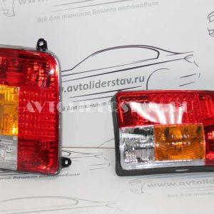 Задние фонари Нива 21214 (красные)