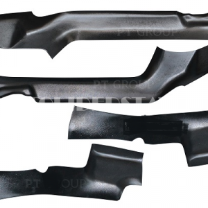 Накладки на ковролин (4 шт.) Renault Sandero, Renault Stepway 2014 (ПТ групп) арт. 07020403