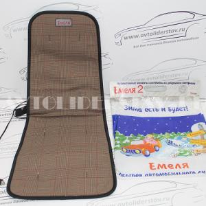 Обогревы Емеля-2 (сиденье+спинка)