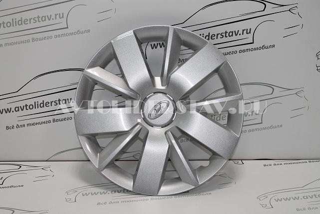 Колпаки на колеса Гранта R14 (нового образца)