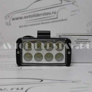 Дополнительная светодиодная фара 24S 3W*8 LED (14*7 см)