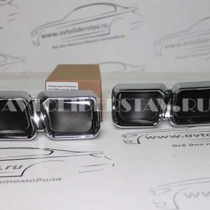 Вставка заднего бампера 2170 (AMG style) QC-WH04 оригинал