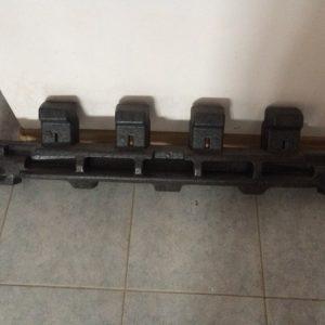 Усилитель бампера ВАЗ 21704