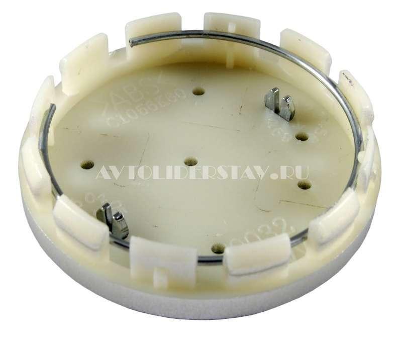 Колпачок для диска Mazda (60/57/8) C1056K60 серебро-хром