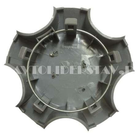 Колпачок для диска Toyota (112) h36 RAV4 сетка серебро/хром TY-030