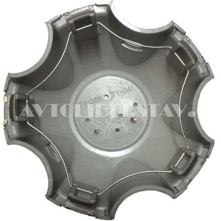 Колпачок для диска Toyota (155) хром 5 лучей TY-068 TY041