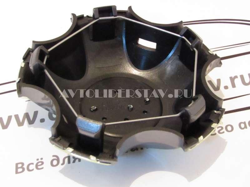 Колпачок для диска Lexus (155) 5 лучей серебро/хром TY-068 TY-041