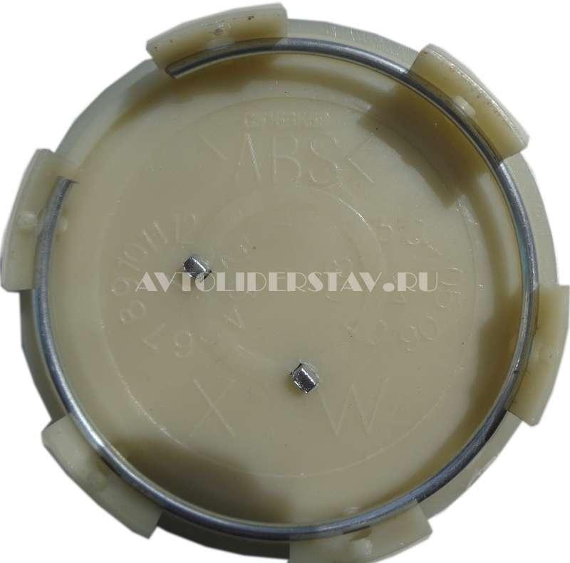 Колпачок для диска Honda (69/64/10) XW C5163K69 металл/хром