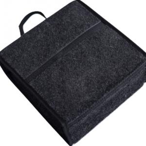 Сумка в багажник из авто карпета (малая)